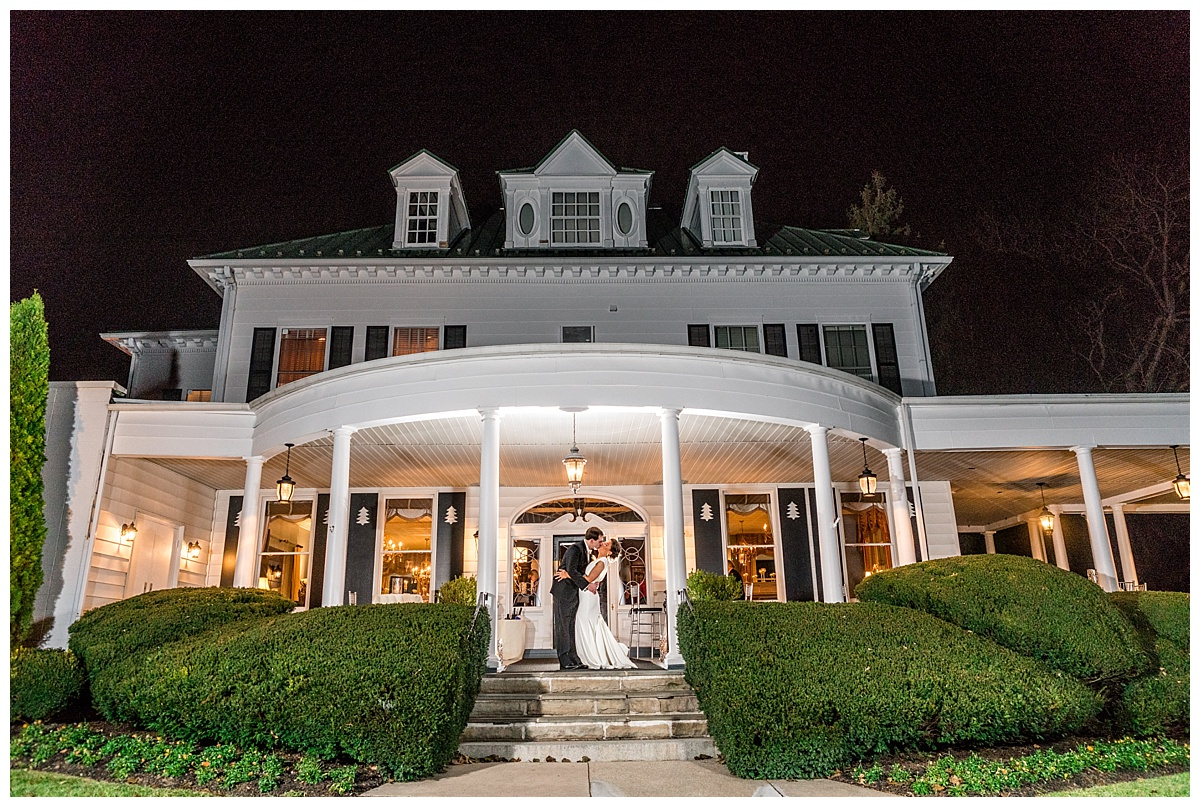 Mansion at Valley Country Club Wedding